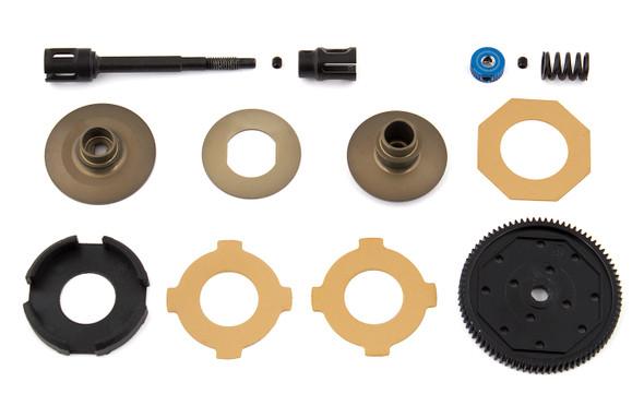 Associated  92089 Slipper Kit : RC10B64 / RC10B64D