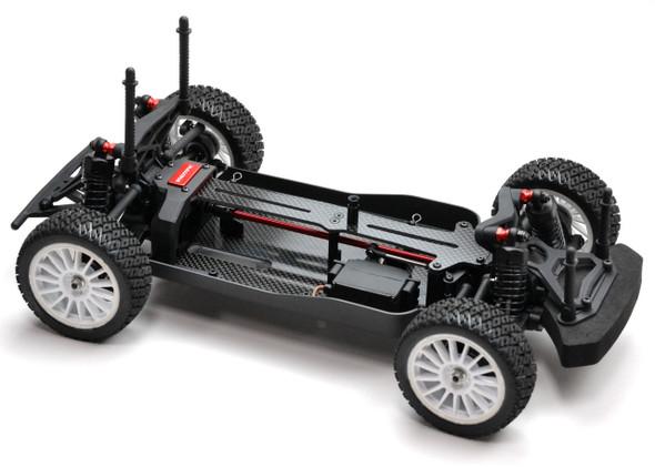 Exotek 1662 Carbon Top Plate : Mini 8iGHT Rally / Desert Truck