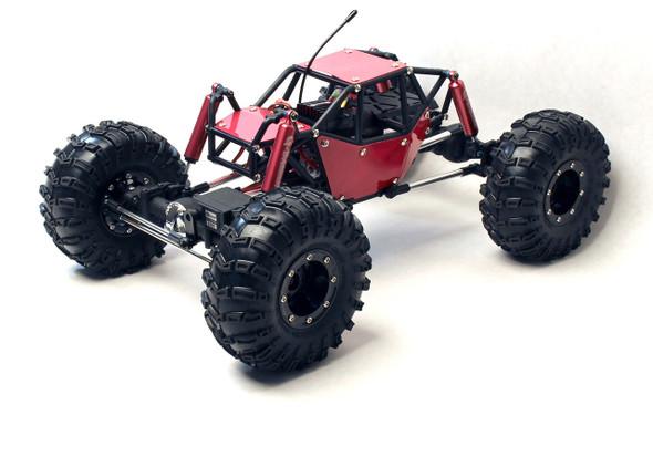 GMade 1/10 R1 Rock Buggy RTR Tube Frame 4WD Rock Crawler w/ 2.4GHz Transmitter