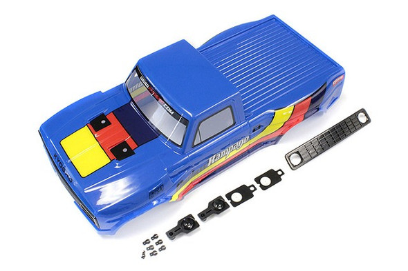 Kyosho OLB002 Printed Body Set Blue : Outlaw Rampage T2