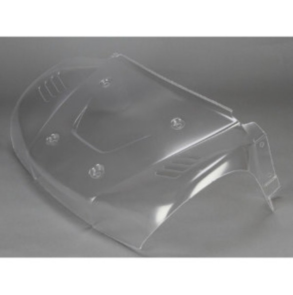 Losi LOSB8101 Hood/Front Fenders Body Section 1/5th Scale 5ive-T