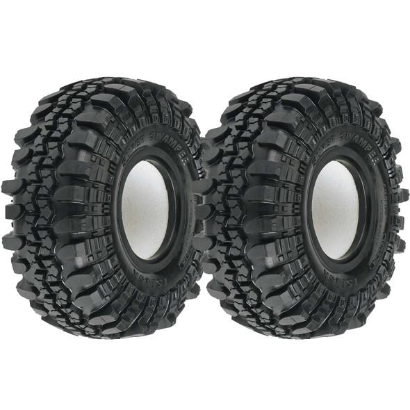 """Pro-Line 10107-14 F/R Interco TSL SX Super Swamper XL 2.2"""" G8 Rock Terrain Tires"""