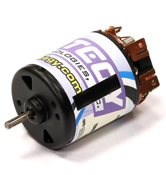 Integy Matrix Pro Motor 14 Turn Brush Type Speed Tuned w/ Adjustable Timing SCM1401