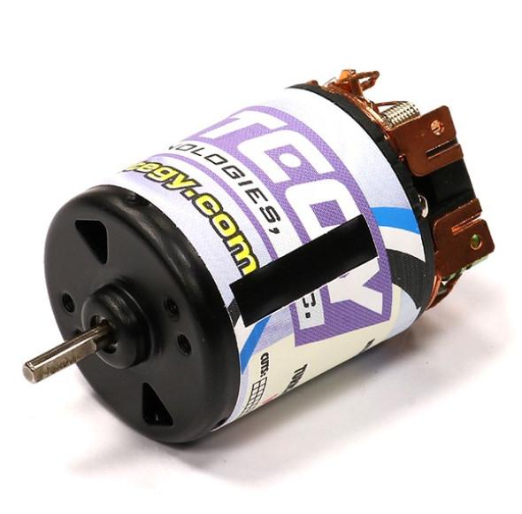 Integy Matrix Pro Motor 17 Turn Brush Type Speed Tuned w/ Adjustable Timing SCM1701