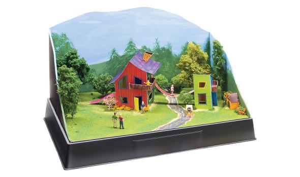 Woodland Scenics Scene-A-Rama Playhouse Kit
