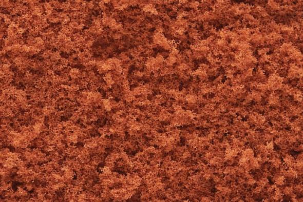Woodland Scenics Turf Coarse Fall Rust 32 oz T1356