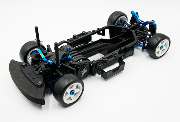 Yeah Racing TAMC-S08BK Aluminum Essential Conversion Kit for Tamiya M07 Black