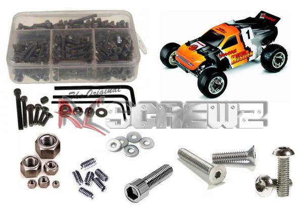 RC Screwz Traxxas Nitro Ruster 2.5 Stainless Steel Screw TRA006
