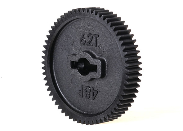 Traxxas 8359 Spur gear, 62-tooth : 4-Tec 2.0 Ford GT / Mustang / VXL