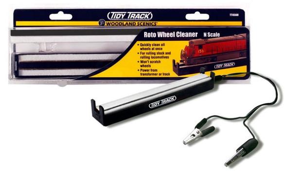 Woodland Scenics Tidy Track Roto Wheel Cleaner N TT4560