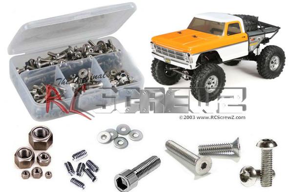 RC Screwz VAT016 Vatera Ascender 1968 F-100 Stainless Steel Screws Kit