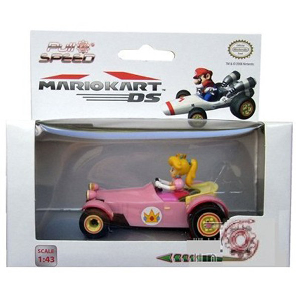 Carrera 15817303 Pull & Speed Mario Kart DS Peach Royale