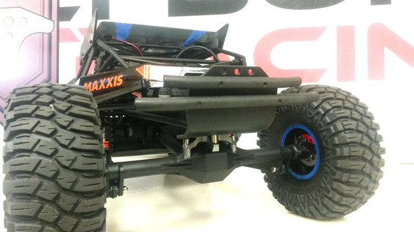 T-Bone Racing 37203 TBR XV4 Rear Bumper Red: Losi Upgrade Rock Rey