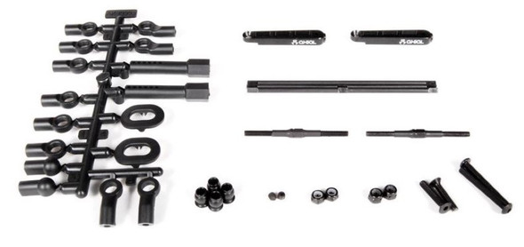 Axial AX30782 Rear Sway Bar Set (Soft, Medium, Firm) Wraith Wrangler