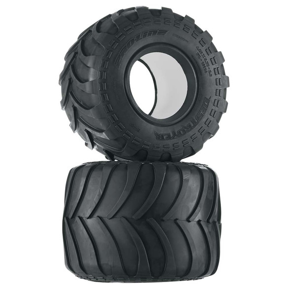 "Pro-Line Destroyer 2.6"" All Terrain Tires Clod Bust (2)"