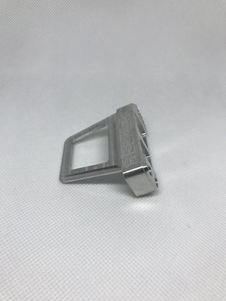 Reef's RC Hard Anodized Aluminum Servo Shield RAW REEFS09-RAW