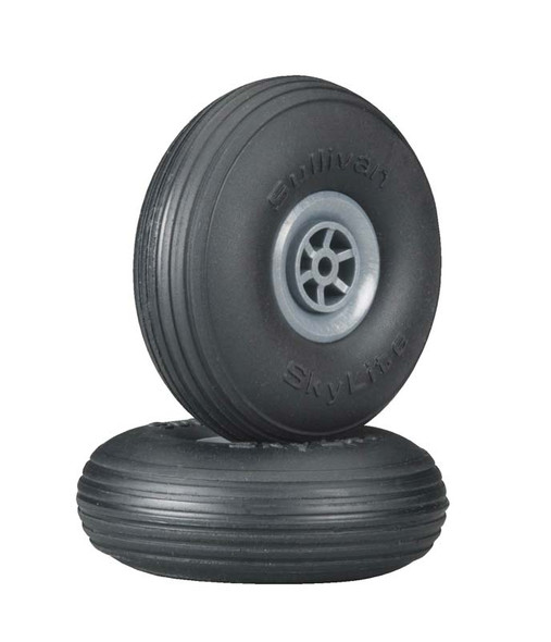 "Sullivan S877 SkyLite Wheels 3"" (2) Airplane"