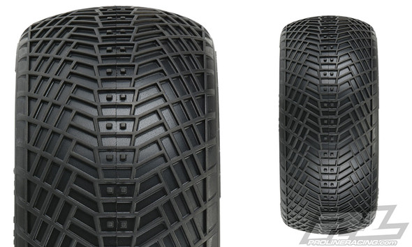 "Pro-Line 9065-03 Positron VTR 4.0"" Off-Road Super Soft 1:8 Truck Tires 2Pcs"