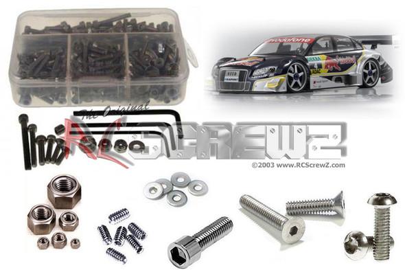 RC Screwz KYO114 Kyosho Inferno GT 2 / Race Spec Stainless Steel Screw Kit