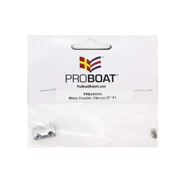 "Pro Boat PRB286054 Motor Coupler : Valvryn 27"" F1"