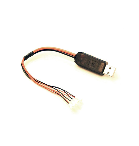 Racers Edge USB Multi-Charger : Charging Up To 4 1S Lipo Batteries at Once Blade/E-flite Connector