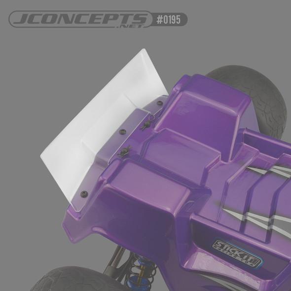 J Concepts 0195 F2 Body Spoiler (2 Pc) : F2 / T6.1 Body