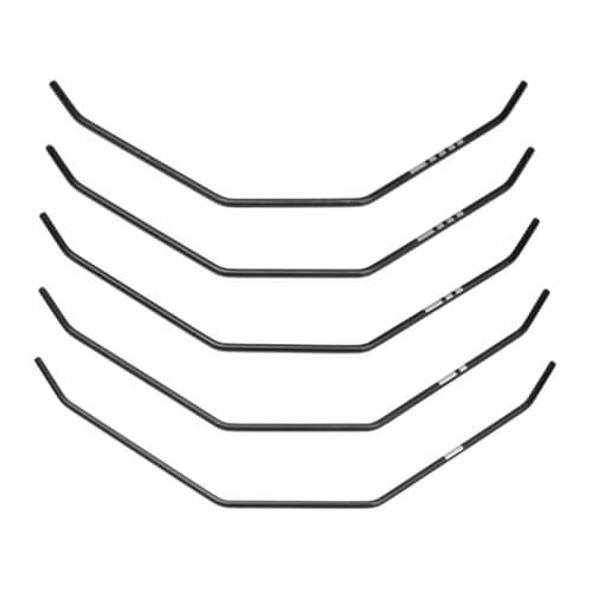 Tekno RC TKR6624 Sway Bar Set Front Bars Only 1.5/ 1.6/ 1.7/ 1.8/ 1.9mm : EB410/ET410