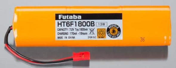 Futaba 7.2V 1800mAh NiMH BatteryTransmitter Battery 8FG 8FGH 8GA 12FG FUTM1481
