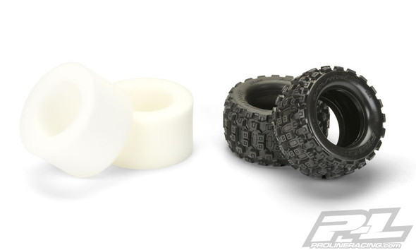 "Pro Line 10125-00 Badlands MX28 2.8"" (Traxxas Style Bead) 1/10 Truck Tire 2PCS"