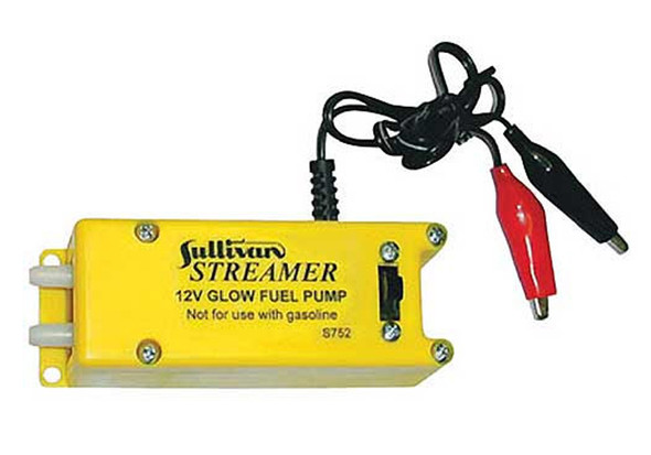 Sullivan S752 Streamer 12V Glow Fuel Pump