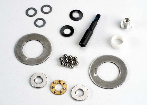 Traxxas 4630 Rebuild Kit-Differential Shaft / Adjusting Nut / Rings