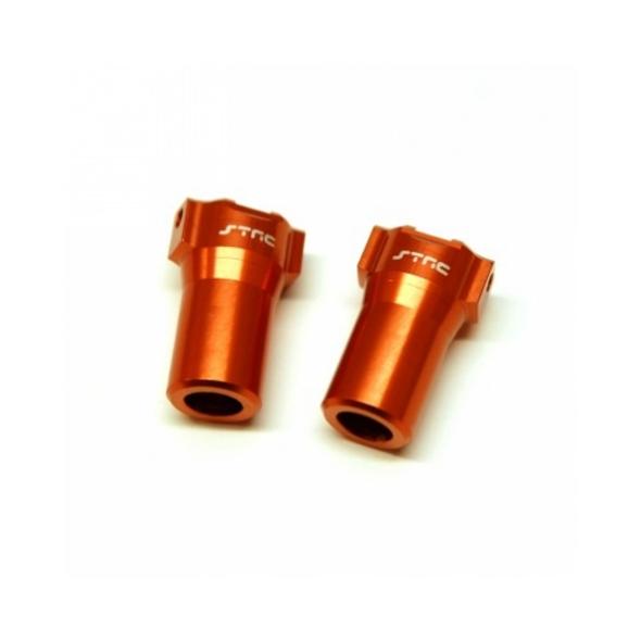 STRC STH116868LO Aluminum Precision Rear Lock-outs : HPI Venture Orange