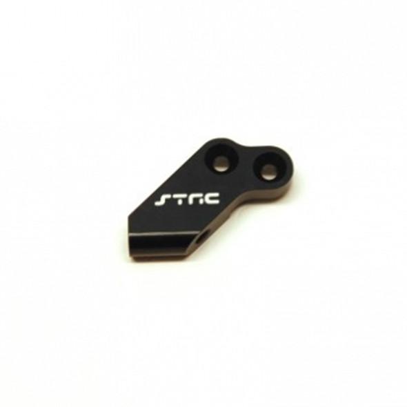 STRC STH116881BK Aluminum Upper Panhard Mount : HPI Venture Black