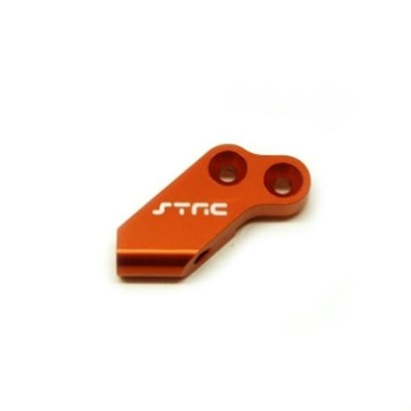 STRC STH116881O Aluminum Upper Panhard Mount : HPI Venture Orange