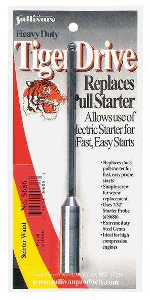 Sullivan TigerDrive Hex Ball Drive Starter Wand S686