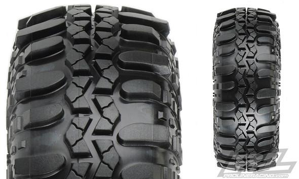 "Pro-Line Interco TSL SX Super Swamper XL 1.9"" G8 Tires F/R Bead-Loc Wheels (2)"