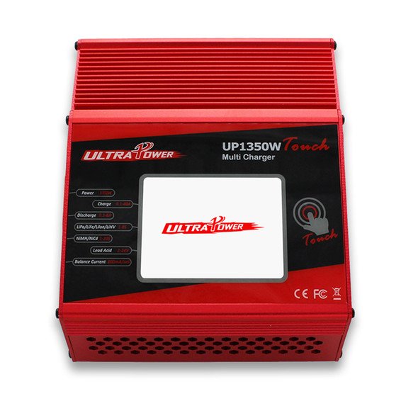 Ultra Power UP1350W TOUCH 1350W 40A DC Touch Multi Charger