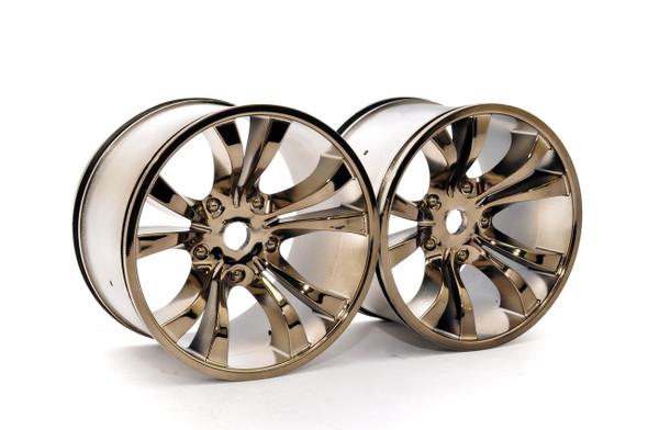 HoBao OP-0087 Chrome Bronze Wheel (2) : Hyper MT Plus