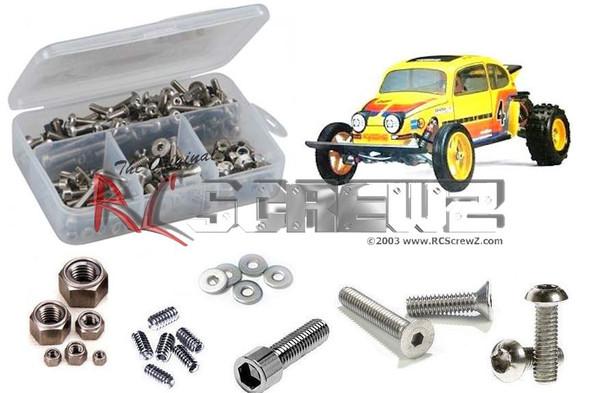 RC Screwz KYO153 Kyosho Beetle Racer 2014 Stainless Steel Screw Kit
