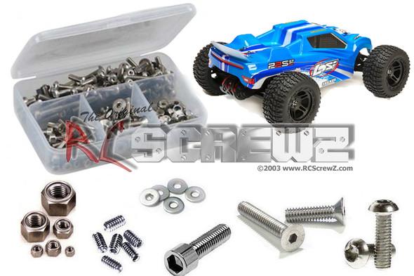 RC Screwz LOS103 Team Losi 22s ST 2WD 1/10th 150+ Stainless Steel Screw Kit