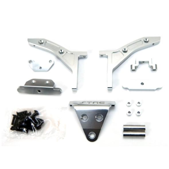 STRC ST6808S Conversion Kit Silver : Slash 4x4 1/8th E-buggy