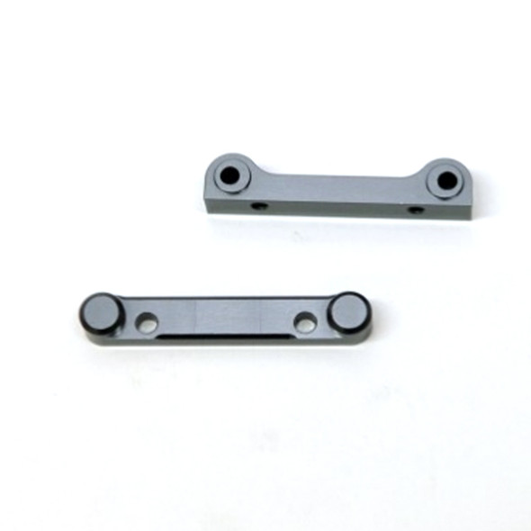 STRC Alum Heavy Duty Frt & Rr Hinge-Pin Block Set GM (1 pair) : Granite / Raider / Vorteks