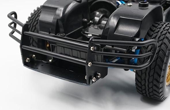 Yeah Racing Alum Alloy Adjustable Front Bumper Black : Tamiya CC01 TACC-016BK