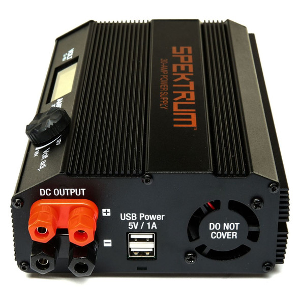 Spektrum SPMXC10201 Smart 30-Amp 12-18V  AC / DC Power Supply