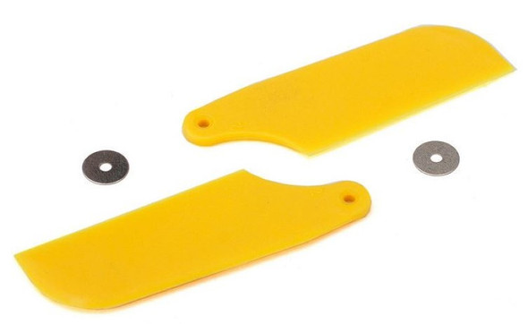 Blade BLH1671YE 450 Tail Rotor Blade,Yellow Blade 400 450 3D 450 X