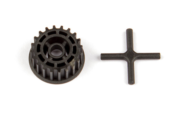Associated 31787 Spur Gear Pulley and Diff X-Pin : TC7.2