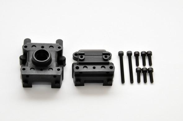 HoBao 87023 Front & Rear Gear Box Set : Hyper 7TQ / SS / SST / GTS / GTB