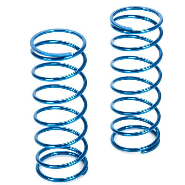 Losi LOS253000 Front Springs 13.2 lb Rate Blue (2) : MINI WRC