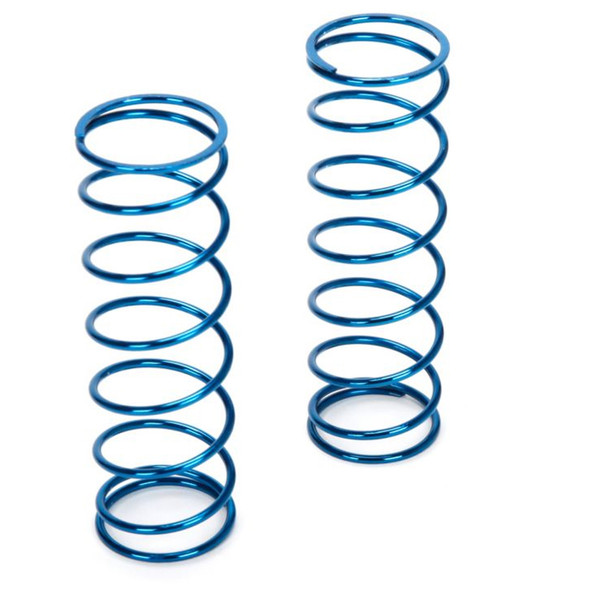 Losi LOS253001 Rear Springs 9.2 lb Rate Blue (2) : MINI WRC