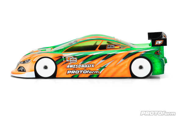 Pro-Line Protoform 1564-20 D9 X-Lite Weight Clear Body for 190mm TC